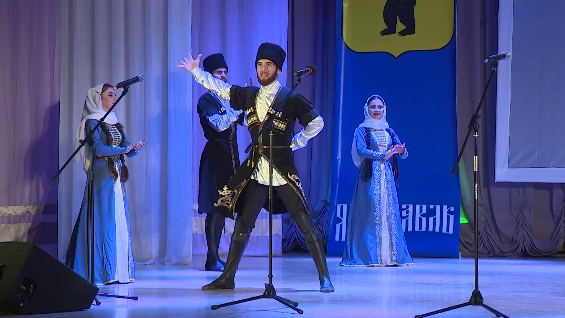 В Ярославле прошли Дни культуры республики Дагестан