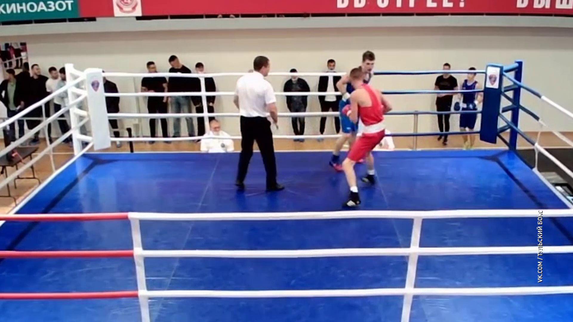 Рыбинский боксер стал вторым на чемпионате ЦФО