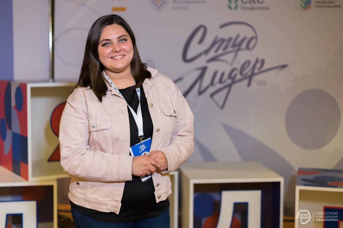 Ярославна стала «студенческим лидером» России
