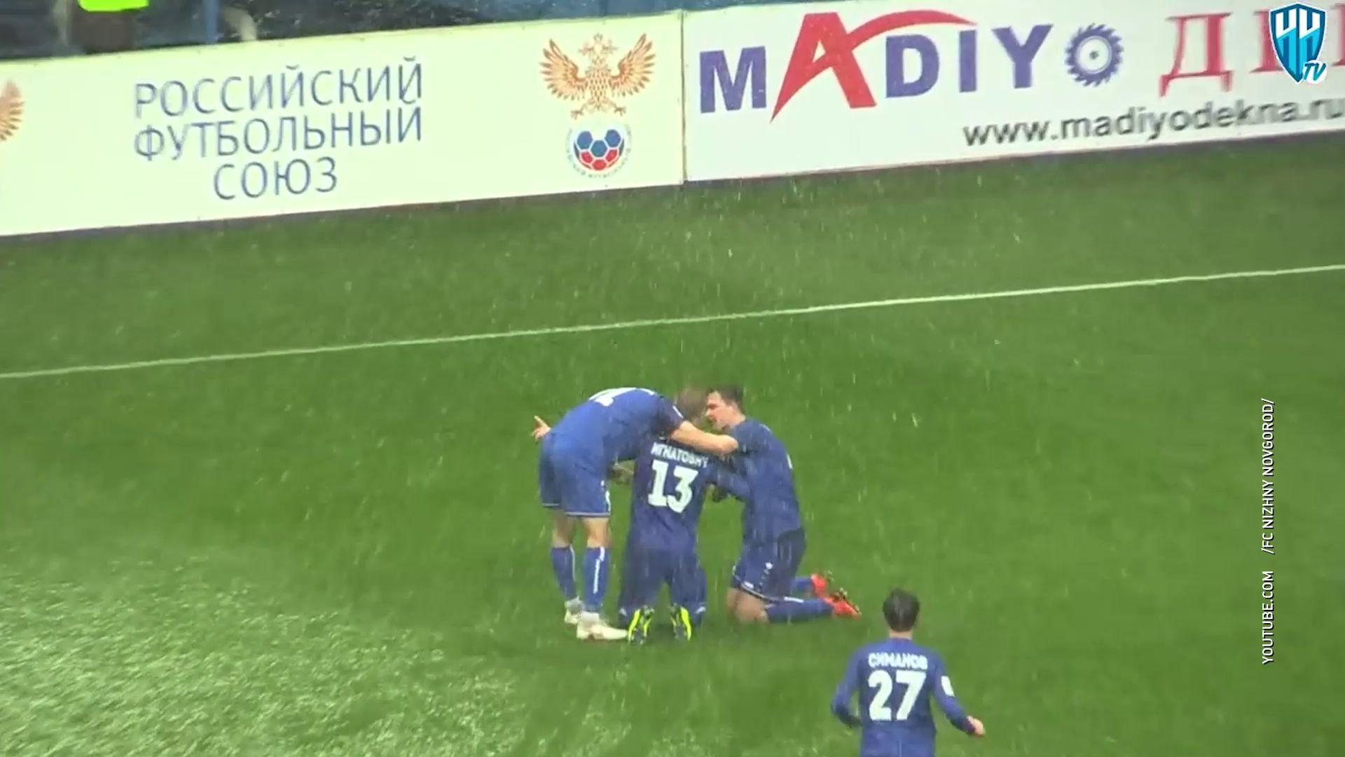 Ярославский «Шинник» подписал контракт с полузащитником Павлом Игнатовичем