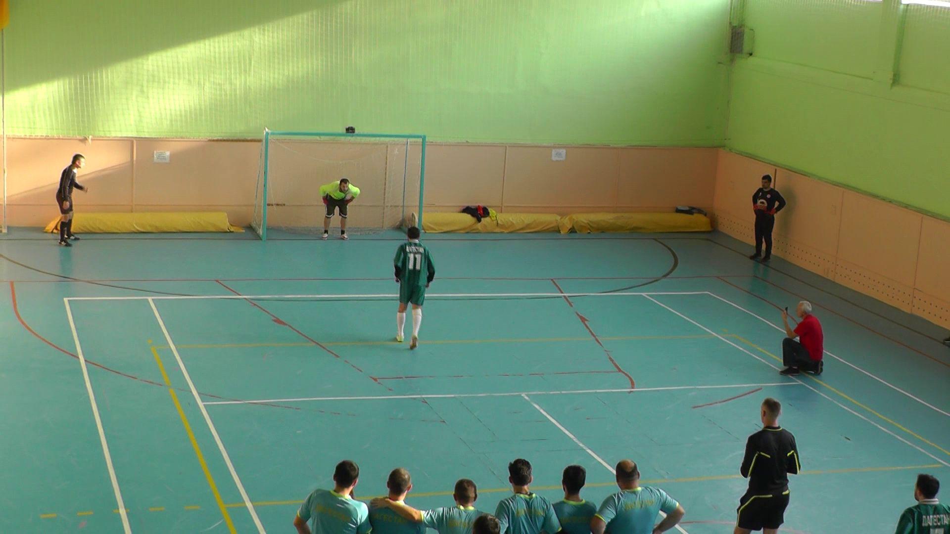 В «Молнии» состоялся турнир по мини-футболу любительских команд дагестанских общин регионов ЦФО