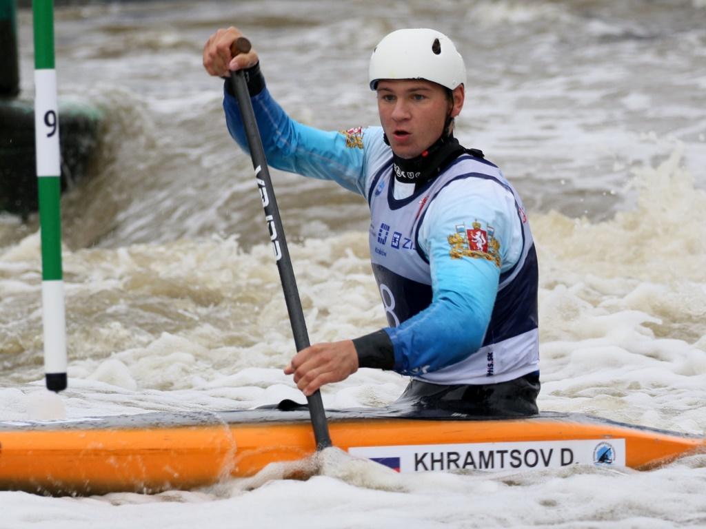 Ярославец стал победителем первенства Европы в командной гонке каноистов