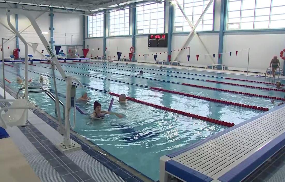 «Я + спорт» от 08.10.2020: первый спорткомплекс с бассейном в Угличе и интервью с чемпионом России по гиревому спорту