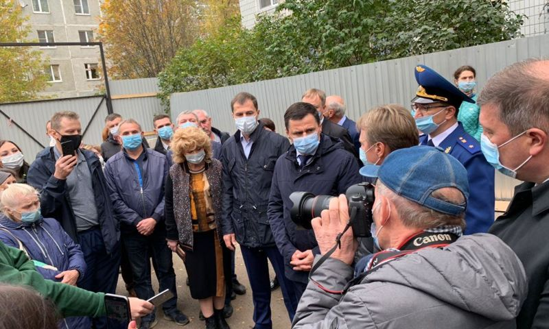 Галина Хованская: федеральный центр быстро отреагирует на обращение Миронова о расселении дома на Батова