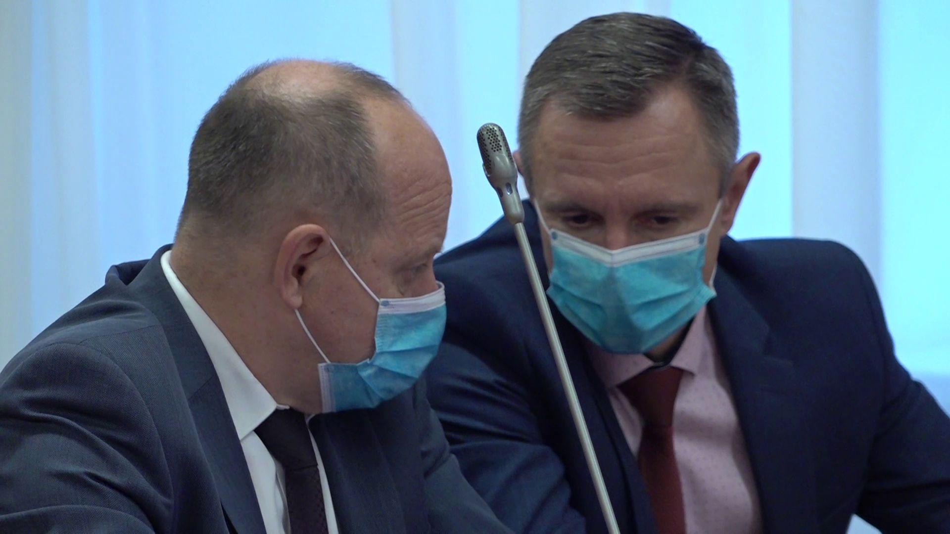 В Ярославской областной Думе прошло слушание бюджета на будущий год