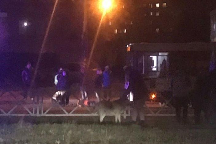 В Дзержинском районе Ярославля на пешеходном переходе автобус сбил женщину