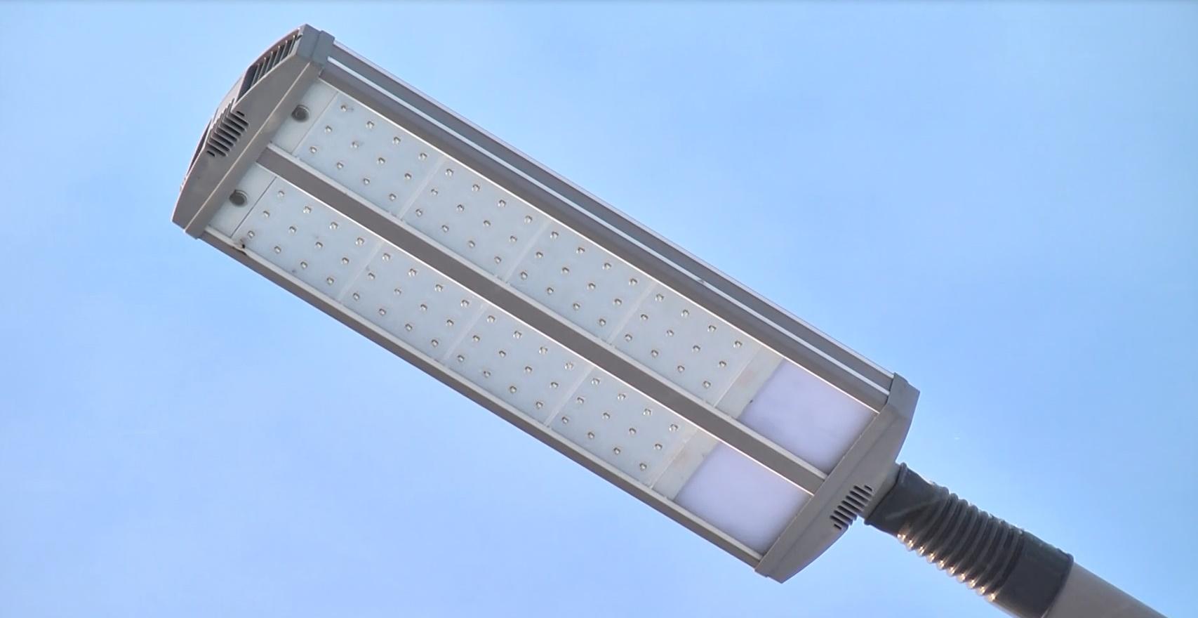 В Ярославской области установят около 20 тысяч современных уличных светильников