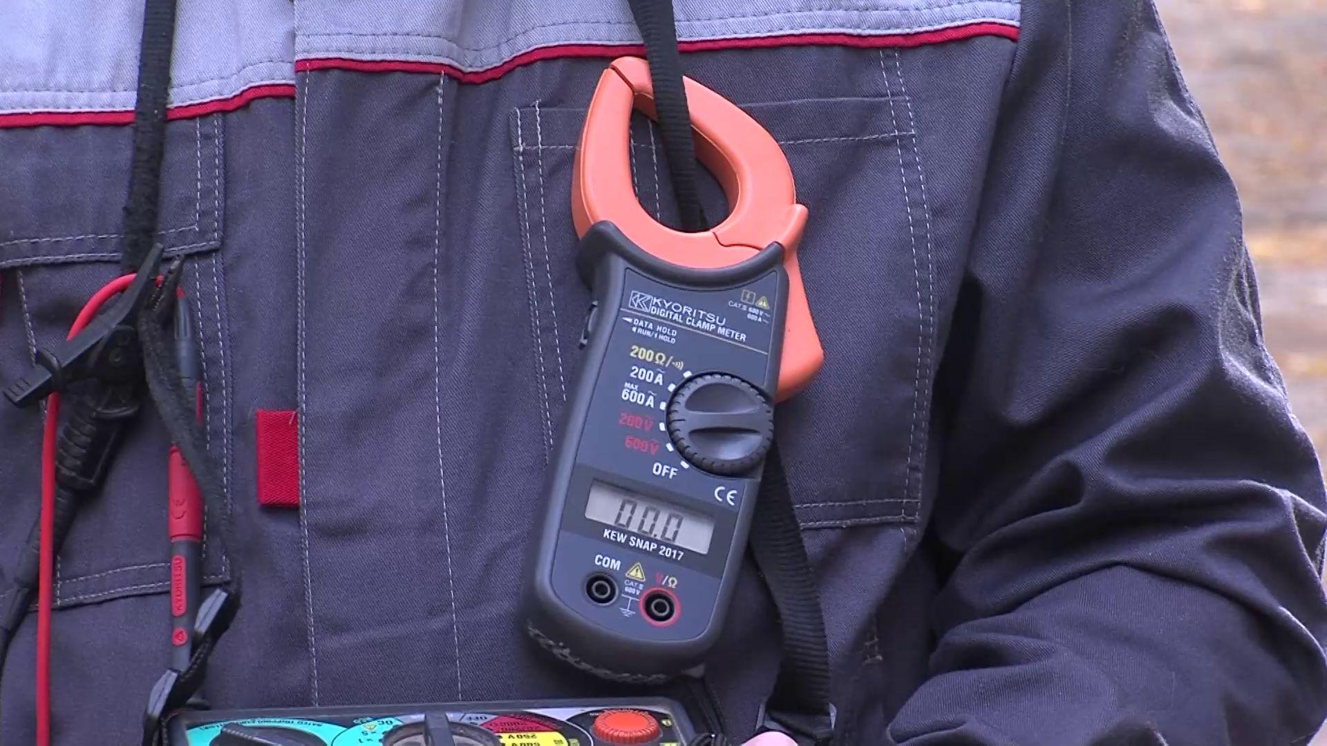 В Заволжском районе Ярославля «Управдом» следит за состоянием электросетей