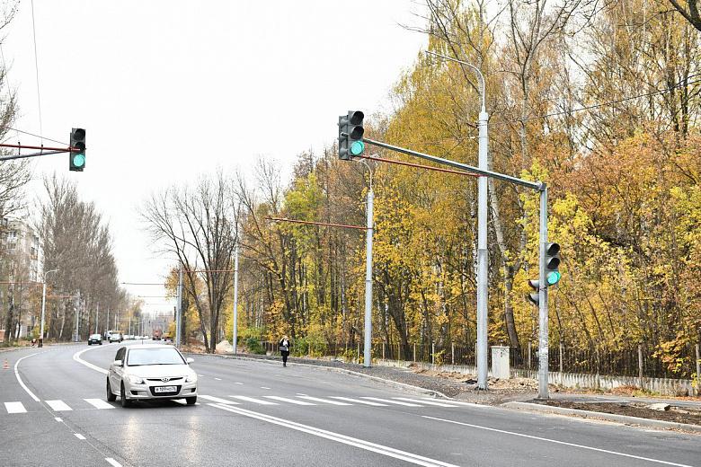 В Ярославле открывается проезд по Тутаевскому шоссе