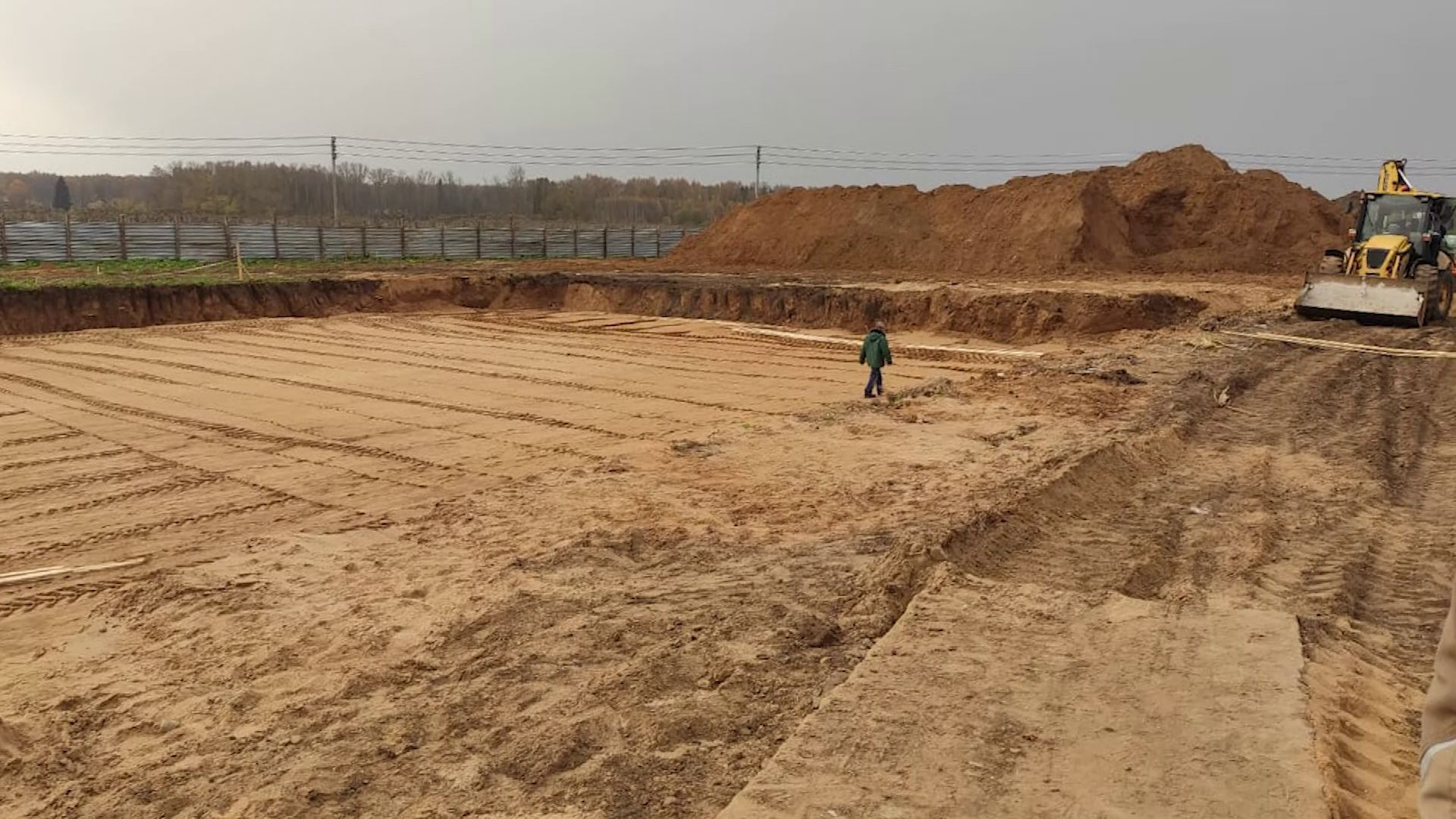 В Кузнечихе начали строить ясли