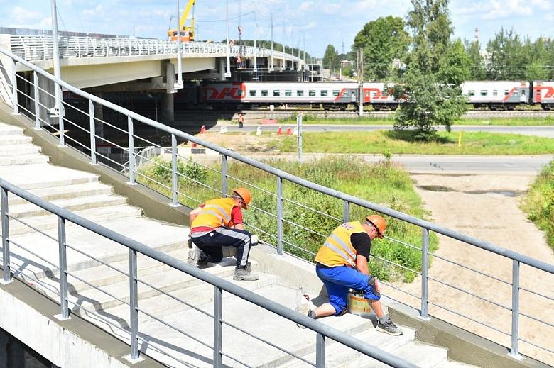 Ярославцам озвучили предварительные сроки пуска движения по Добрынинскому мосту