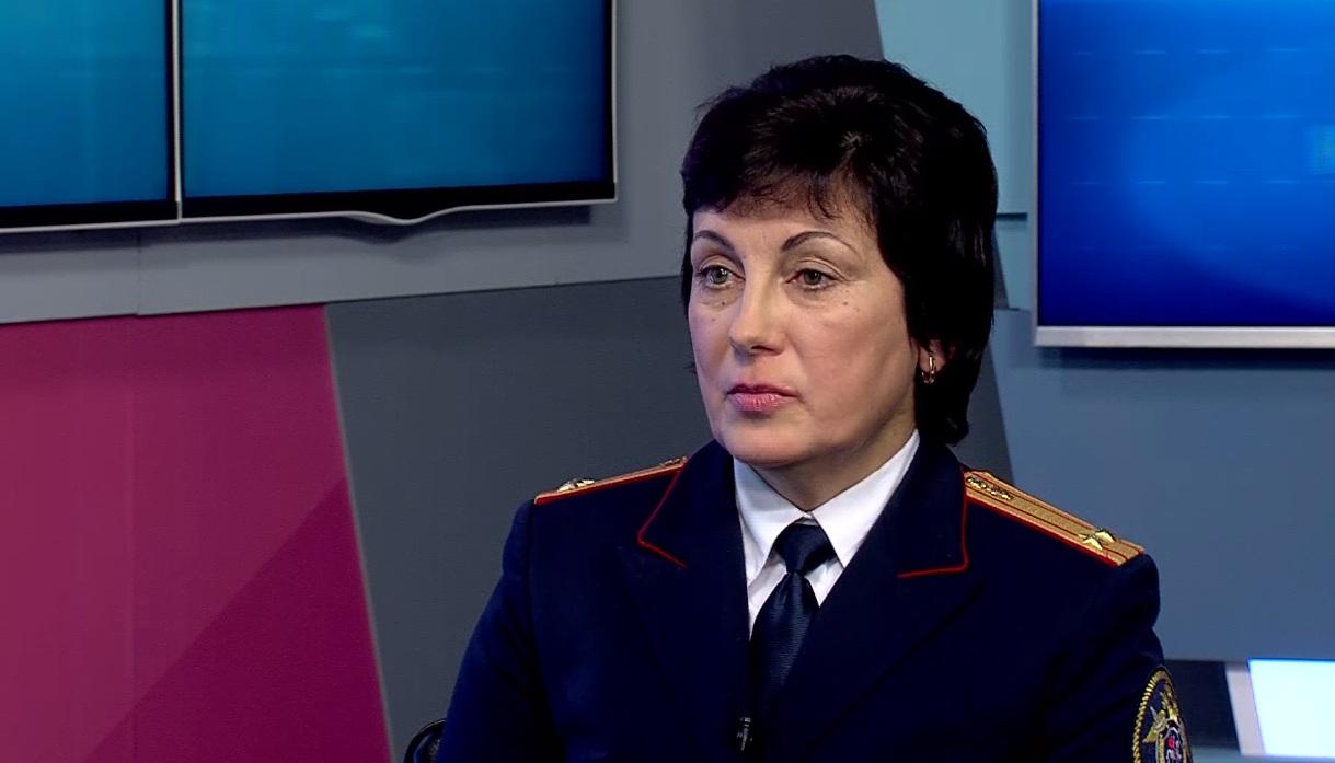 «В тему»: Любовь Кузнецова – о портрете современного следователя
