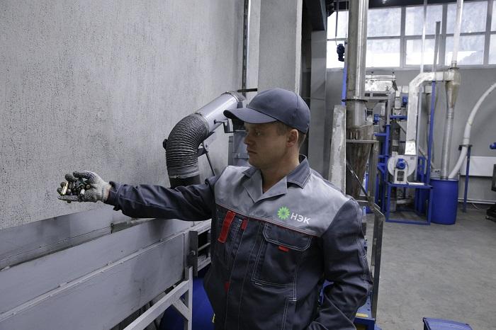 В Ярославской области с начала года переработали 5,5 тонн использованных батареек
