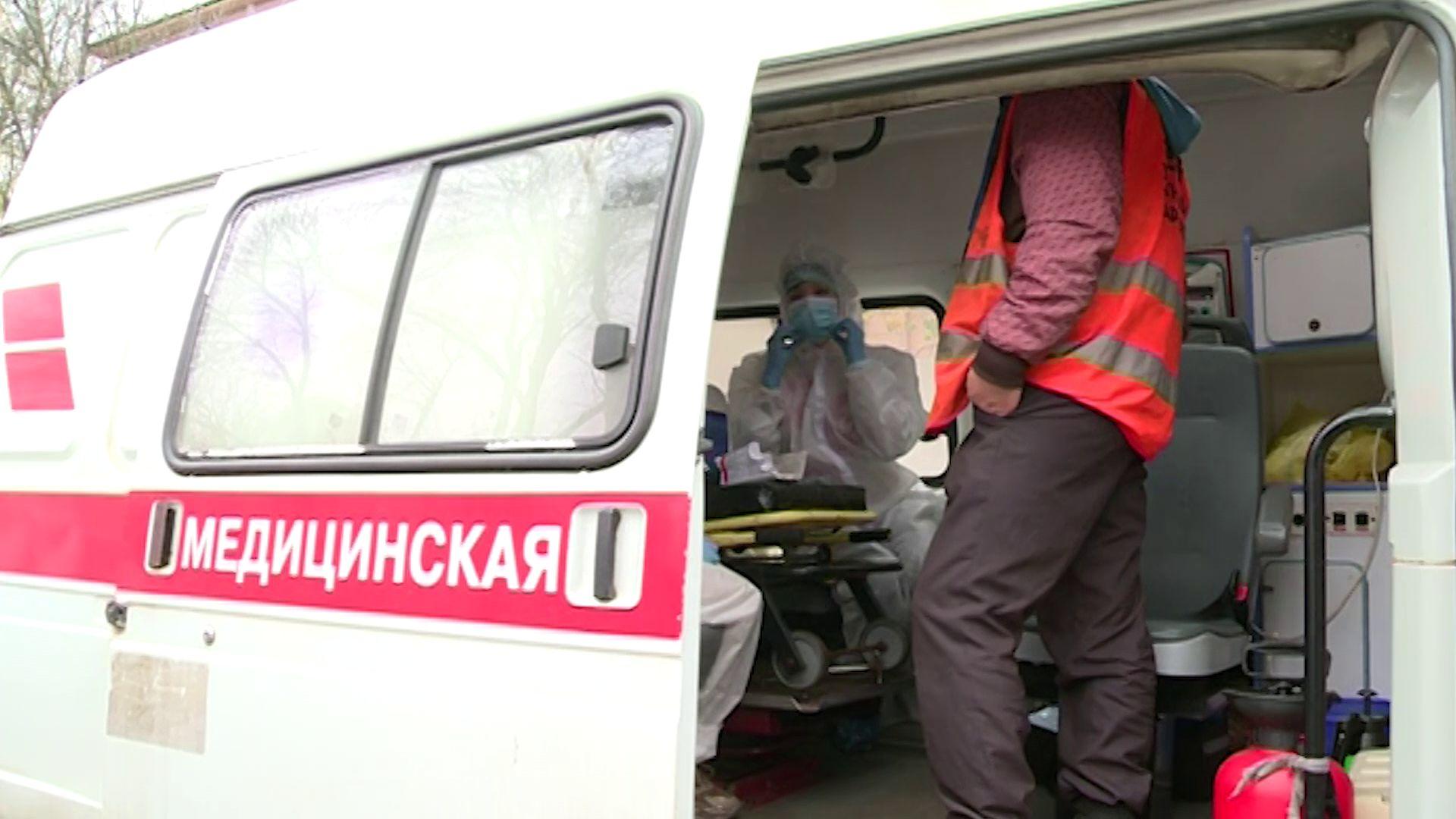 В Ярославле сделали прививки бездомным