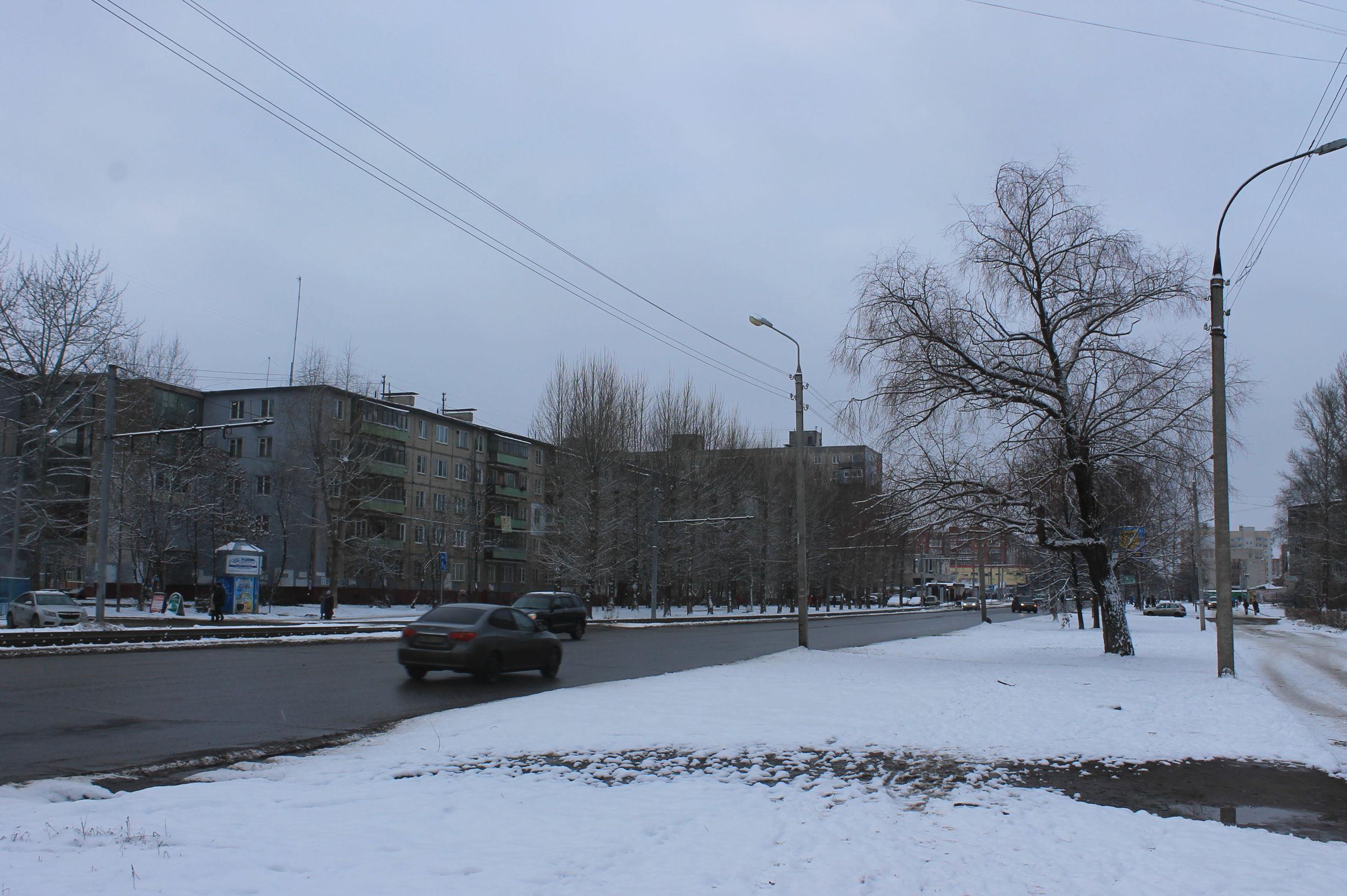По улице Труфанова планируют пустить автобус
