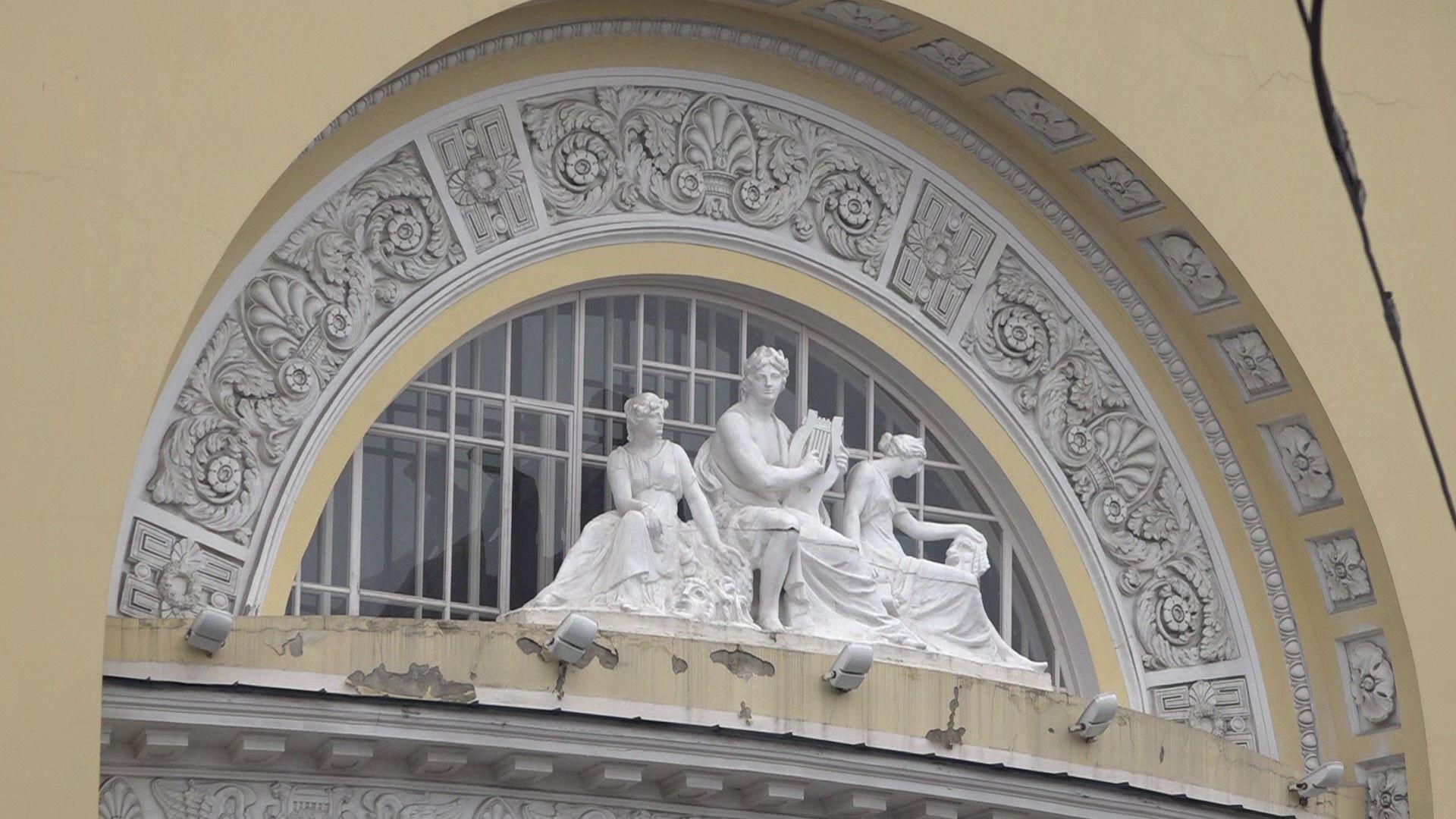 В Волковском театре сделали ремонт