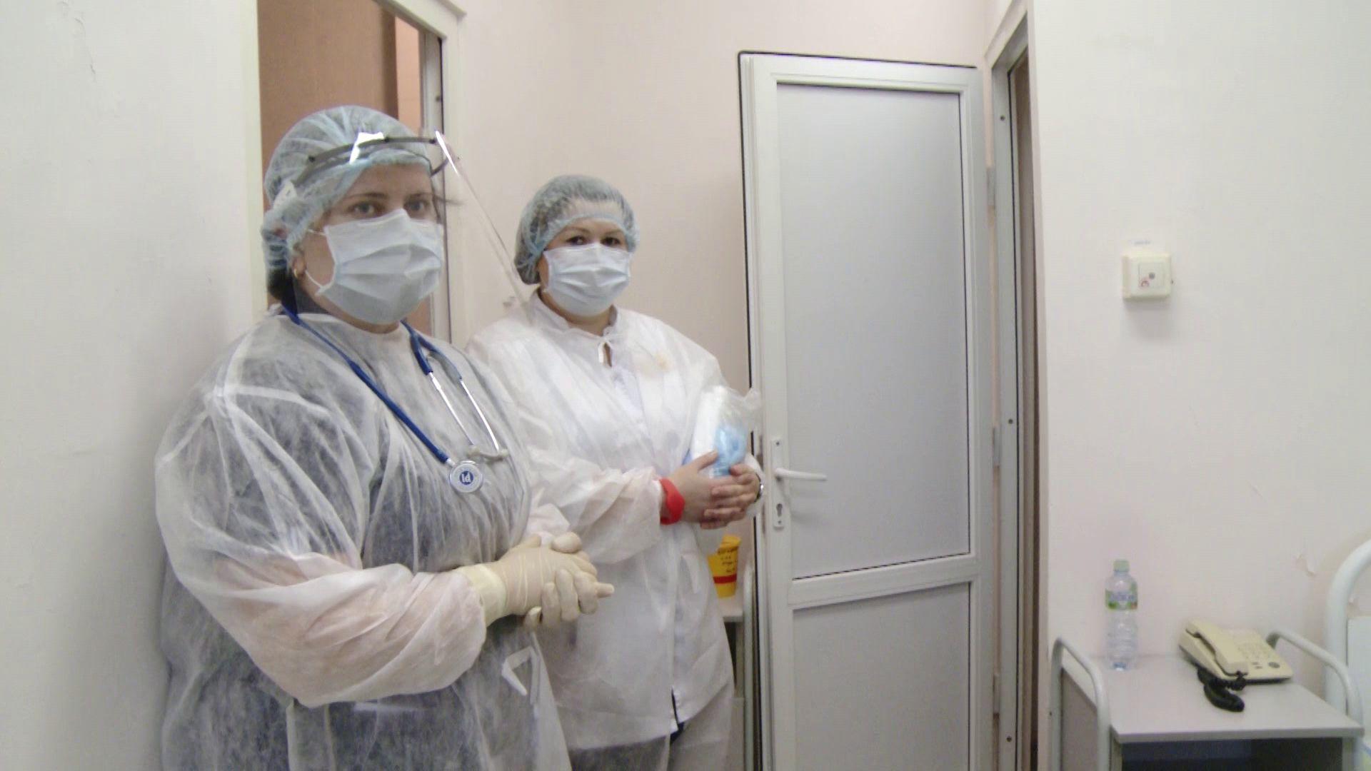 В областной детской больнице проверили соблюдение противоэпидемиологических требований