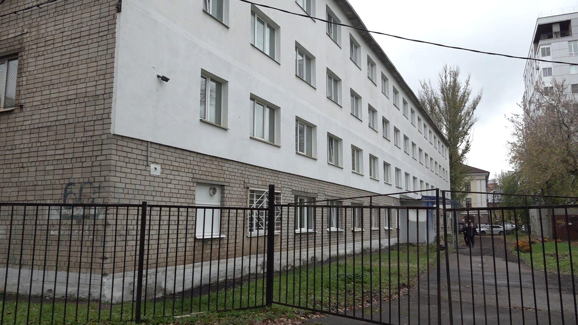 В общежитии Градостроительного колледжа закрыли этаж на карантин