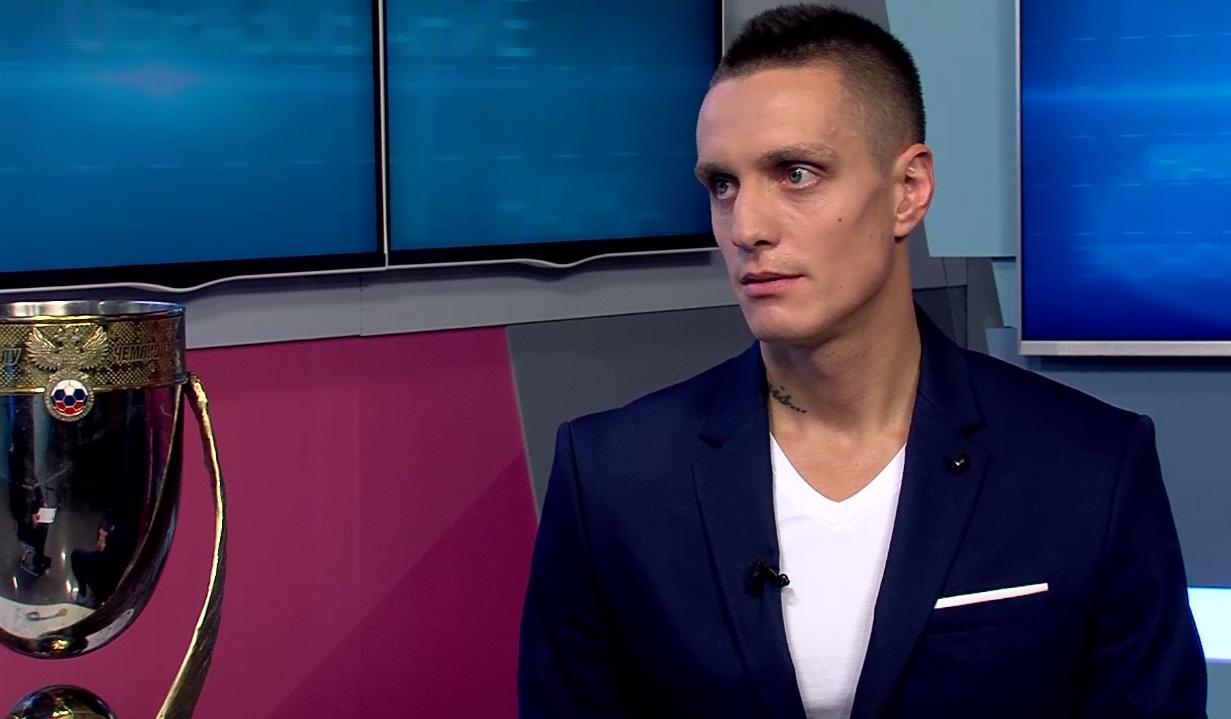 «В тему»: Борис Никоноров – о победе в чемпионате России по пляжному футболу