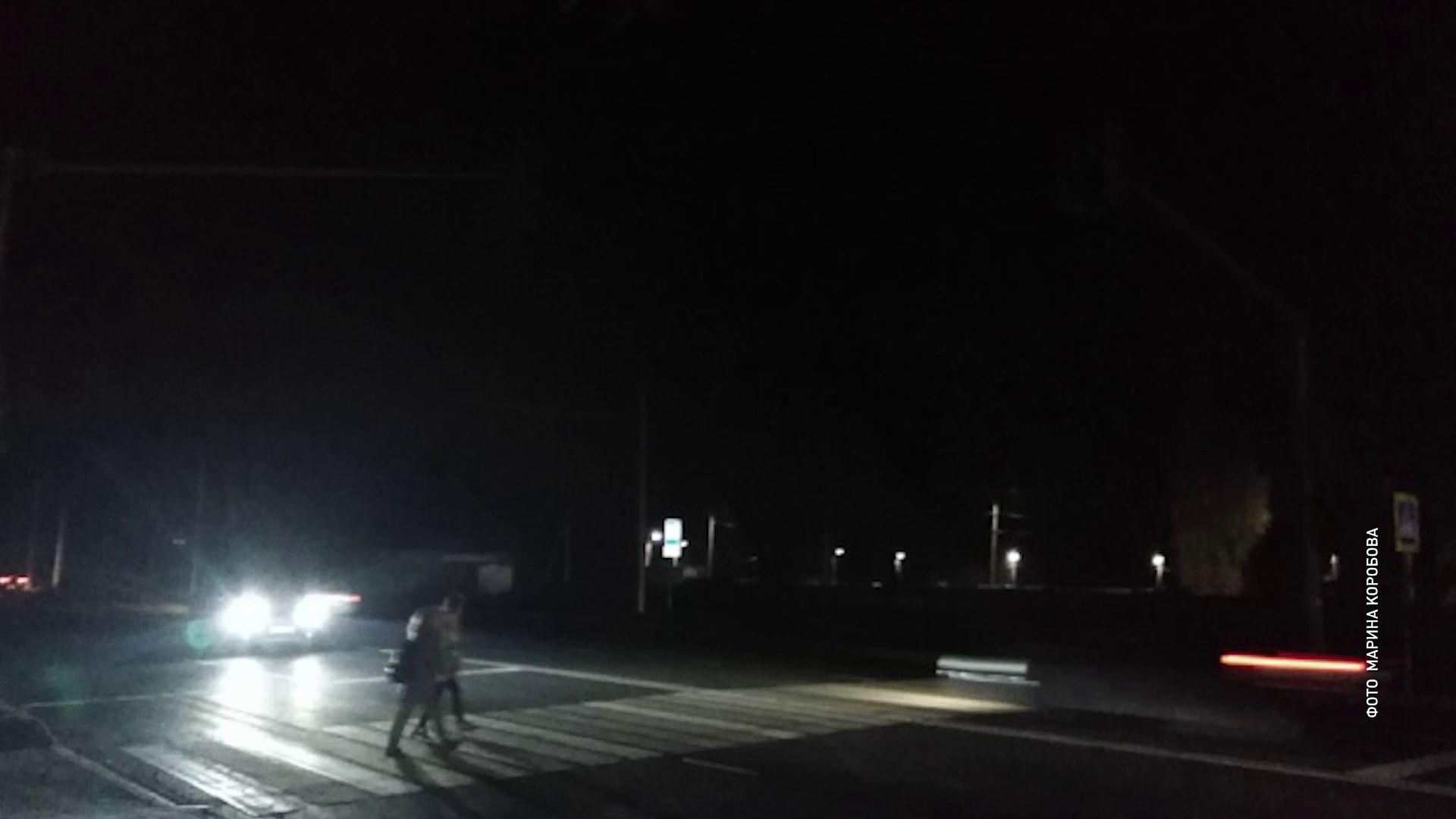 На Тутаевском шоссе начали устанавливать фонари