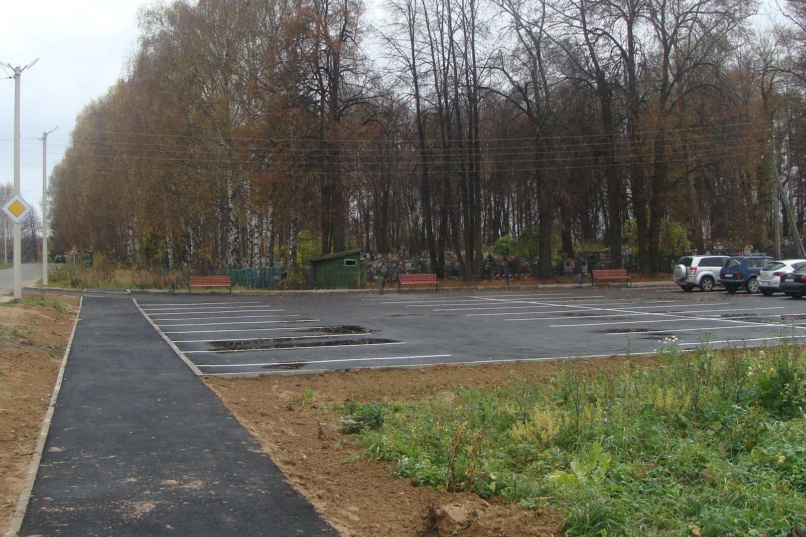 Стало известно, сколько дворов и общественных территорий благоустроят в 2021 году в Некрасовском районе