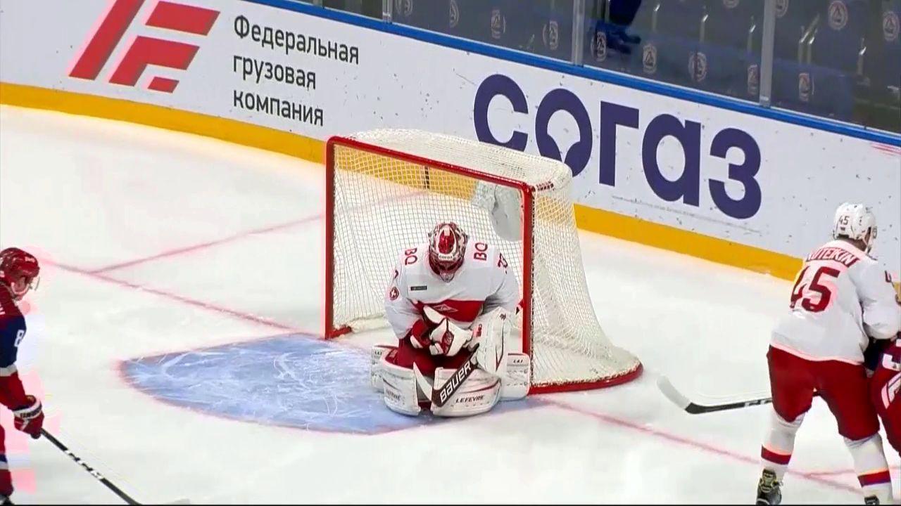 «Локомотив» одержал седьмую победу подряд в чемпионате КХЛ