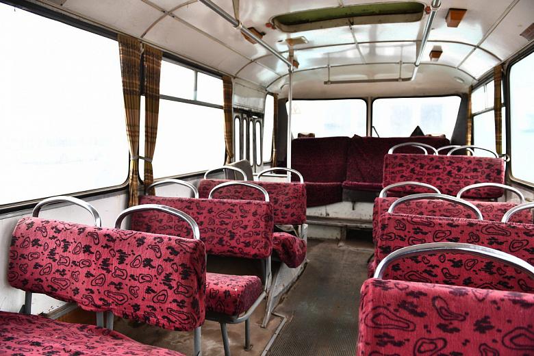 В Ярославль прибыл еще один ретро-автобус