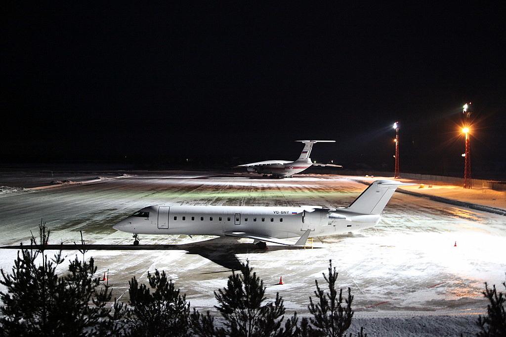 Ярославский аэропорт Туношна переходит на осенне-зимнее расписание