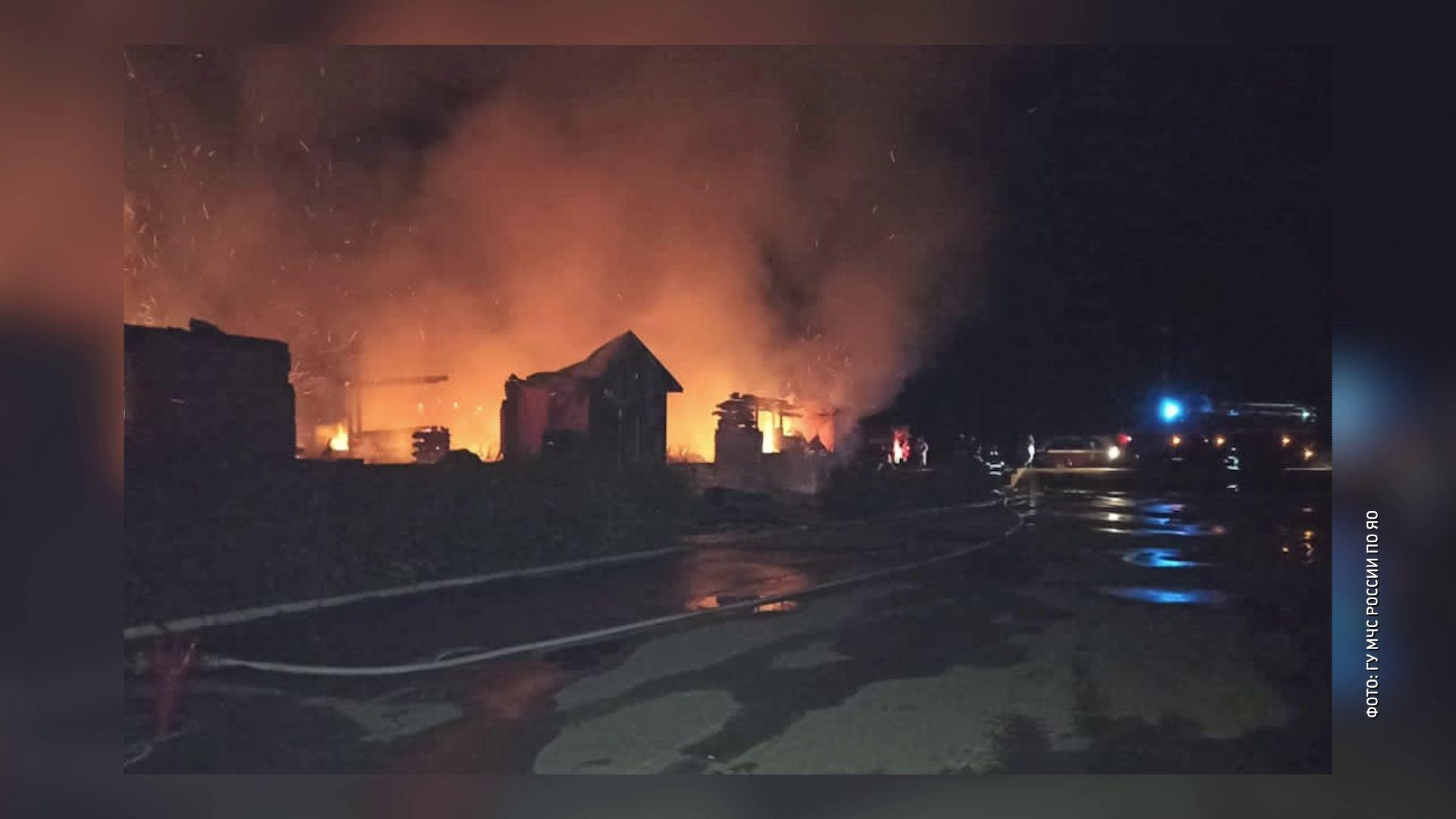 В селе Новоалексеевка загорелась православная классическая гимназия