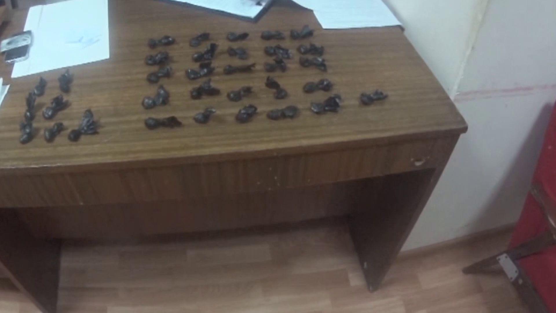 В Ярославле изъяли две сотни пакетов с наркотиками