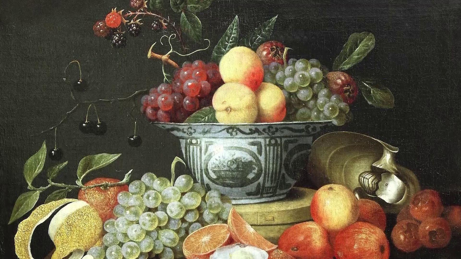 Утреннее шоу «Овсянка» от 22.10.20: узнаем историю нидерландского искусства и создаем брошь