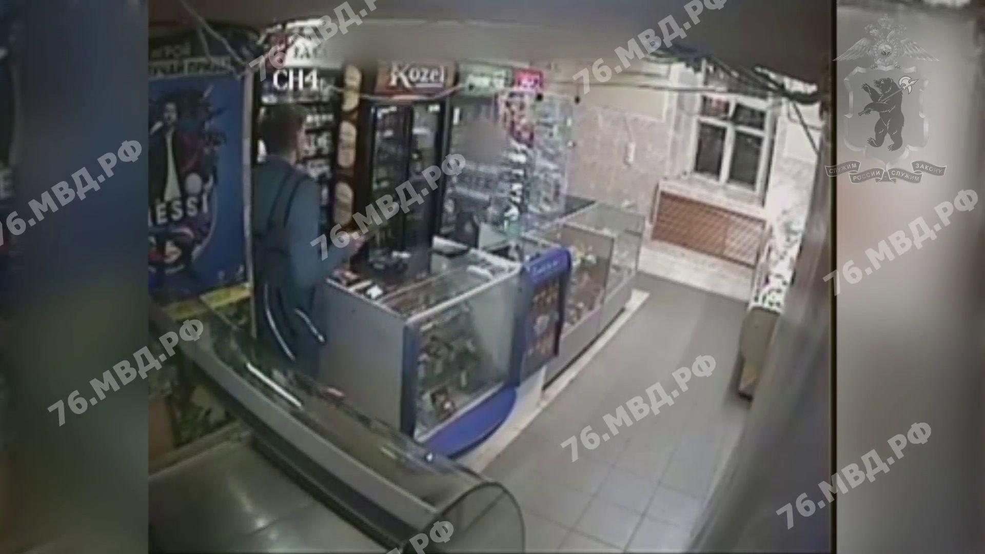 Ярославца, ограбившего магазин на Советской, ждет суд