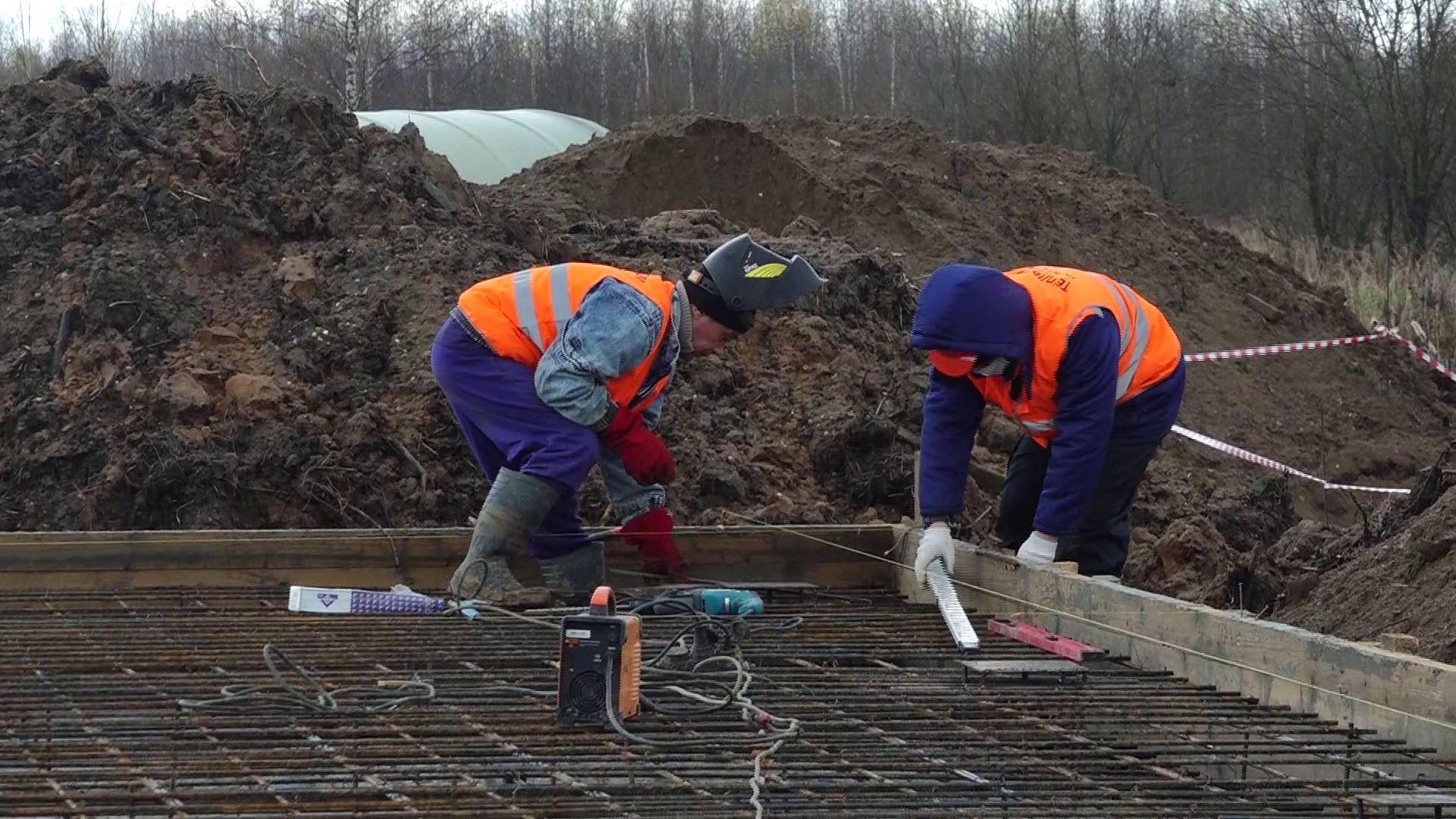 В поселке Тихменево построят очистные сооружения за 82 миллиона рублей