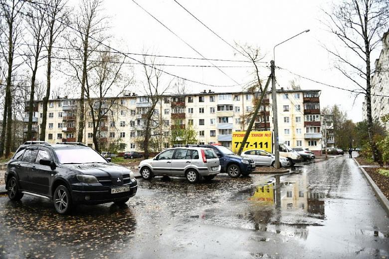 В Ярославле приняли последний благоустроенный двор