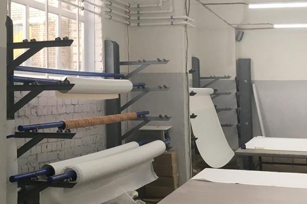 В ярославской исправительной колонии развивают производство натяжных потолков