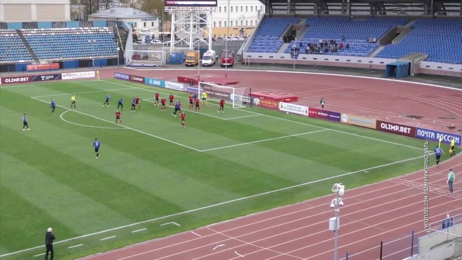 «Шинник» поедет в Самару без главного тренера
