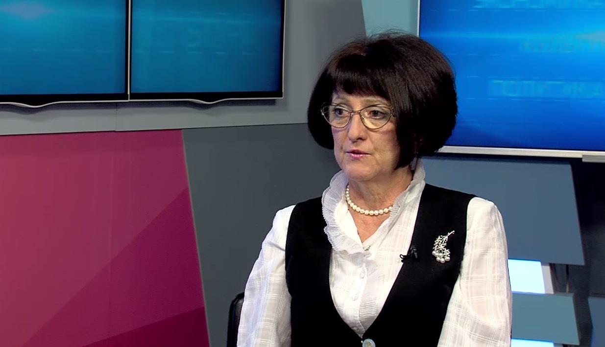 «В тему»: Ангелина Золотарева – о задачах Института развития образования