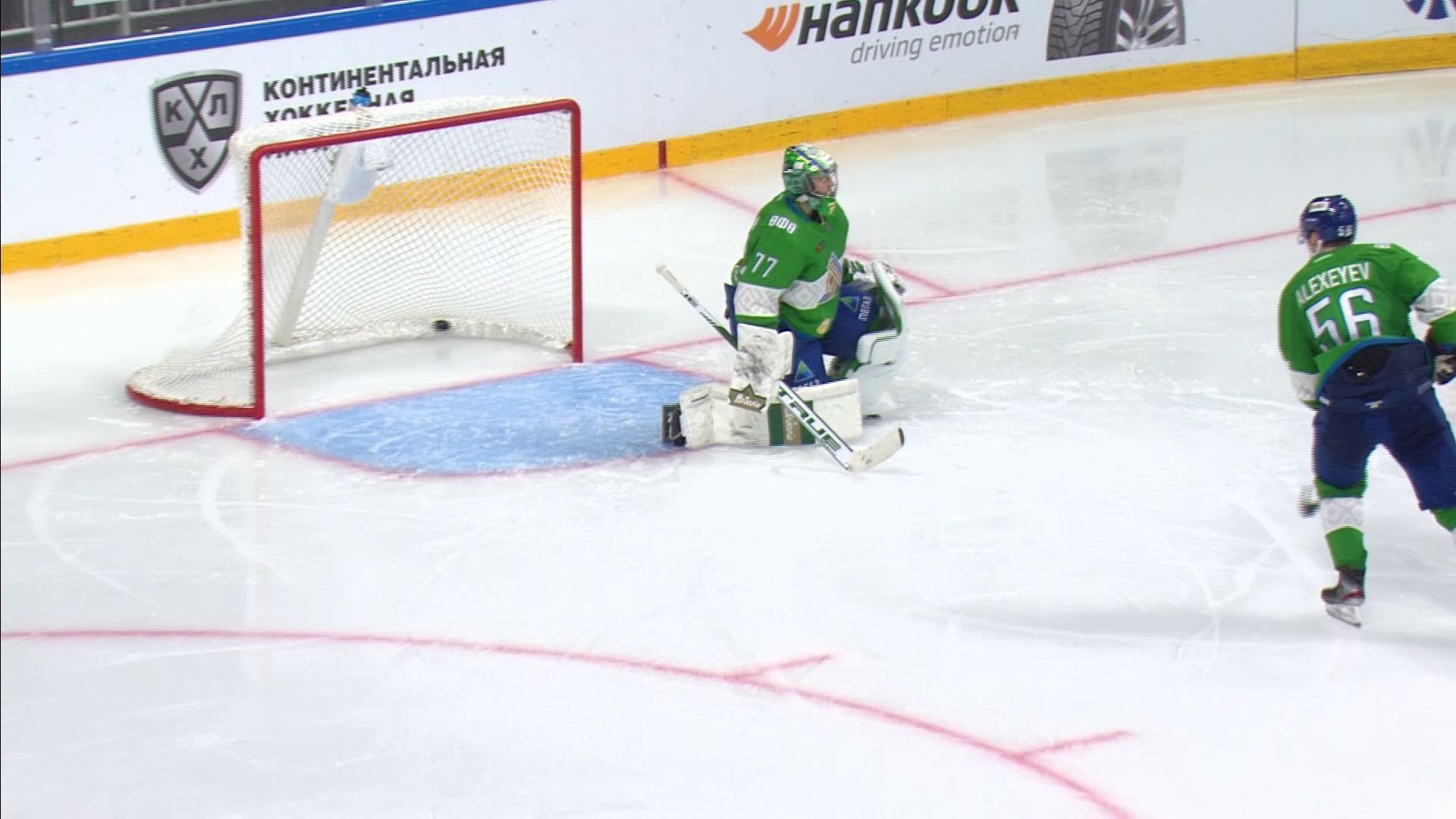 «Локомотив» одержал девятую победу подряд в чемпионате КХЛ