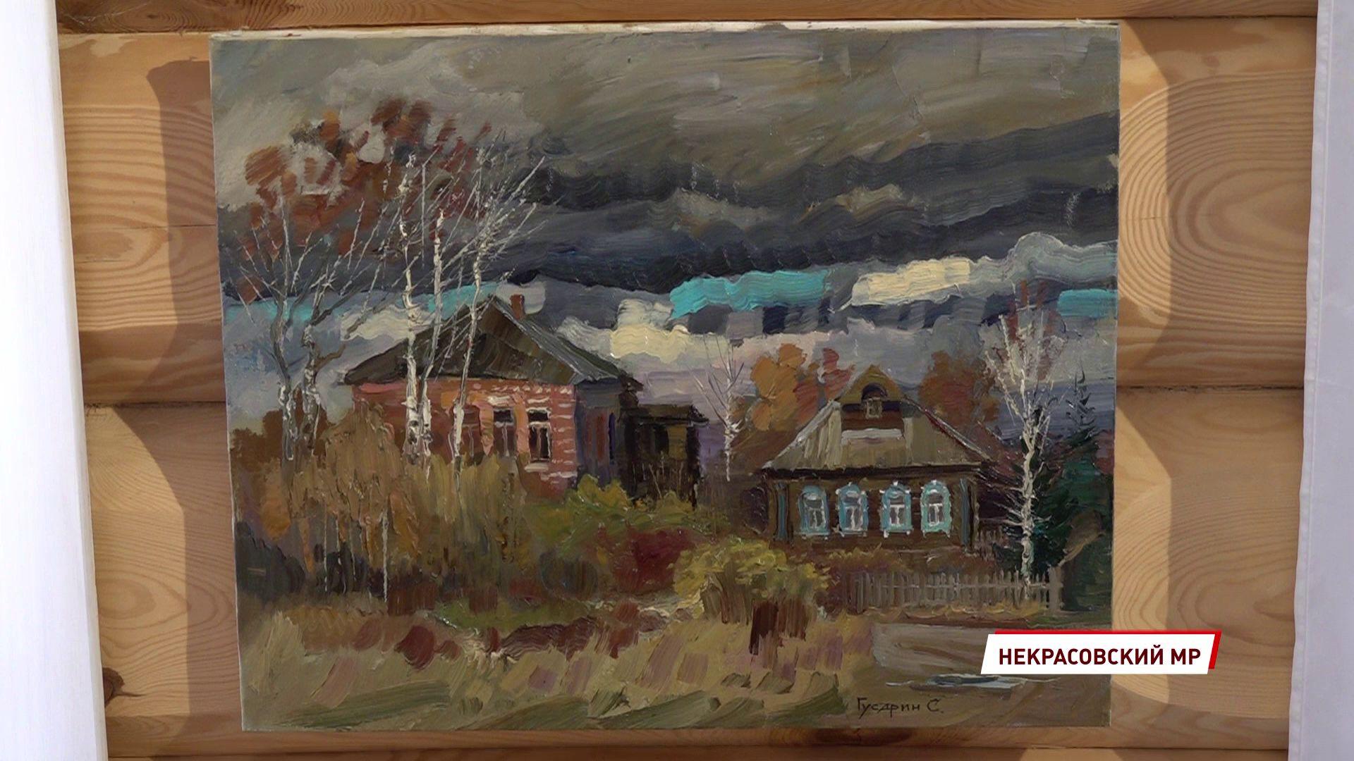 «Провинция – душа России»: 20 художников России вдохновились Вятским