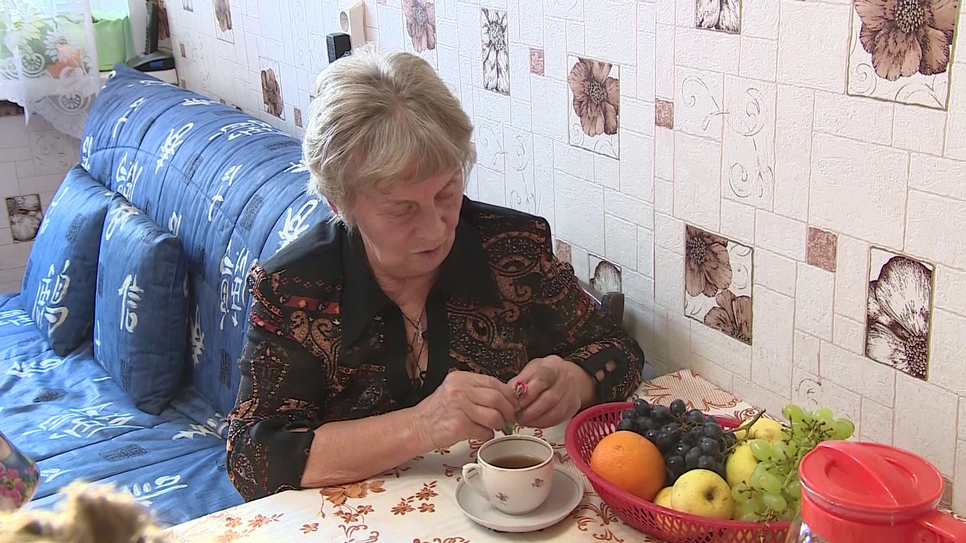 В России празднуют день бабушек и дедушек