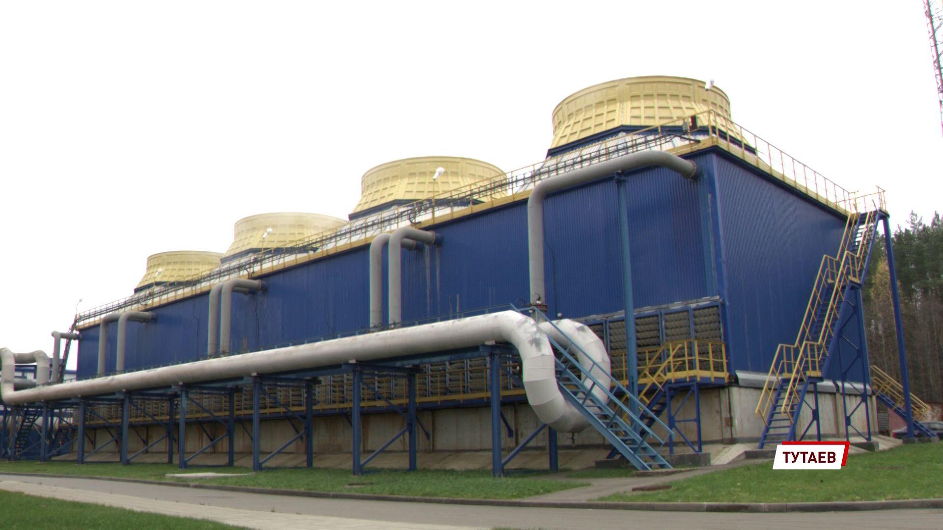 В Тутаеве ввели в эксплуатацию парогазовую теплоэлектростанцию