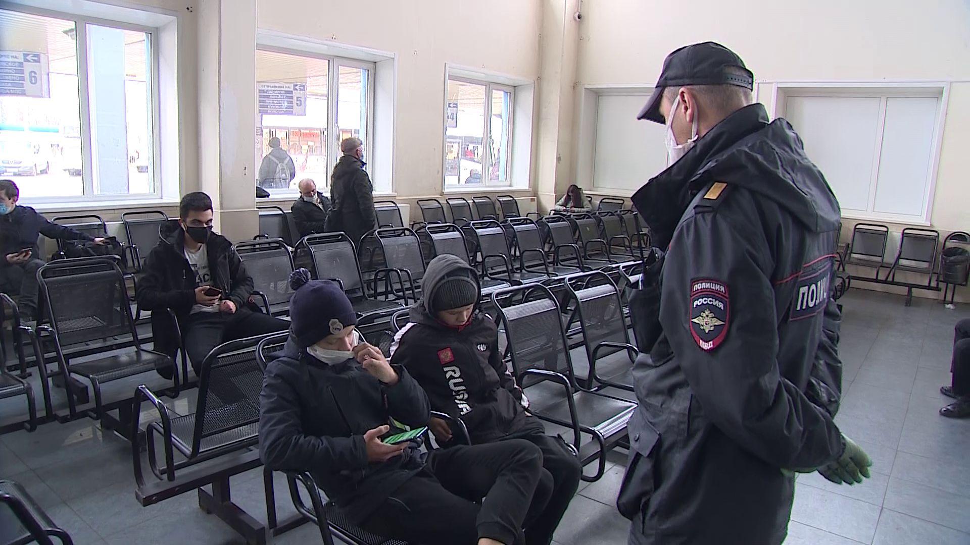 В регионе усиливается контроль за соблюдением масочного режима