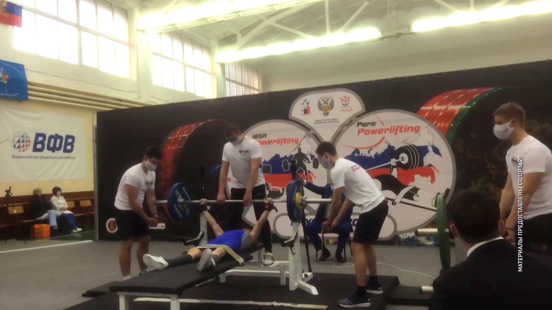 Ярославна выиграла серебро Кубка России по пауэрлифтингу среди спортсменов с поражением опорно-двигательного аппарата