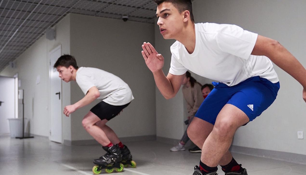 «Я + спорт» от 28.10.2020: рекорд России во фристайле на роликовых коньках и разговор с чемпионом России по шашкам