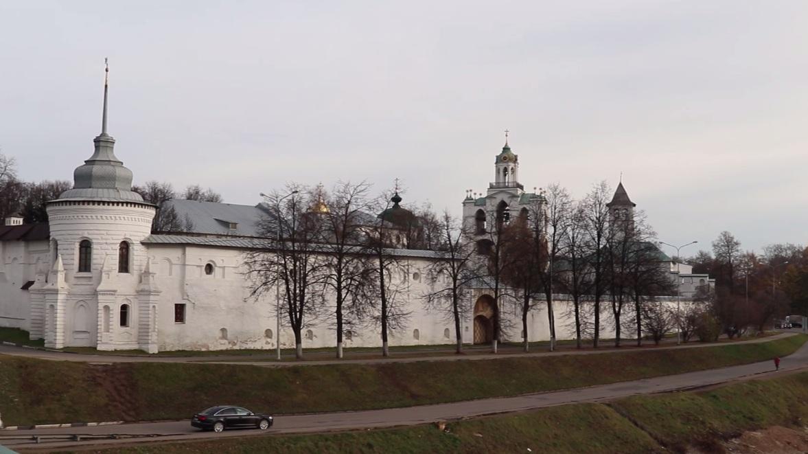 Спасо-Преображенский монастырь и День народного единства: следующее видео в рамках онлайн-флешмоба