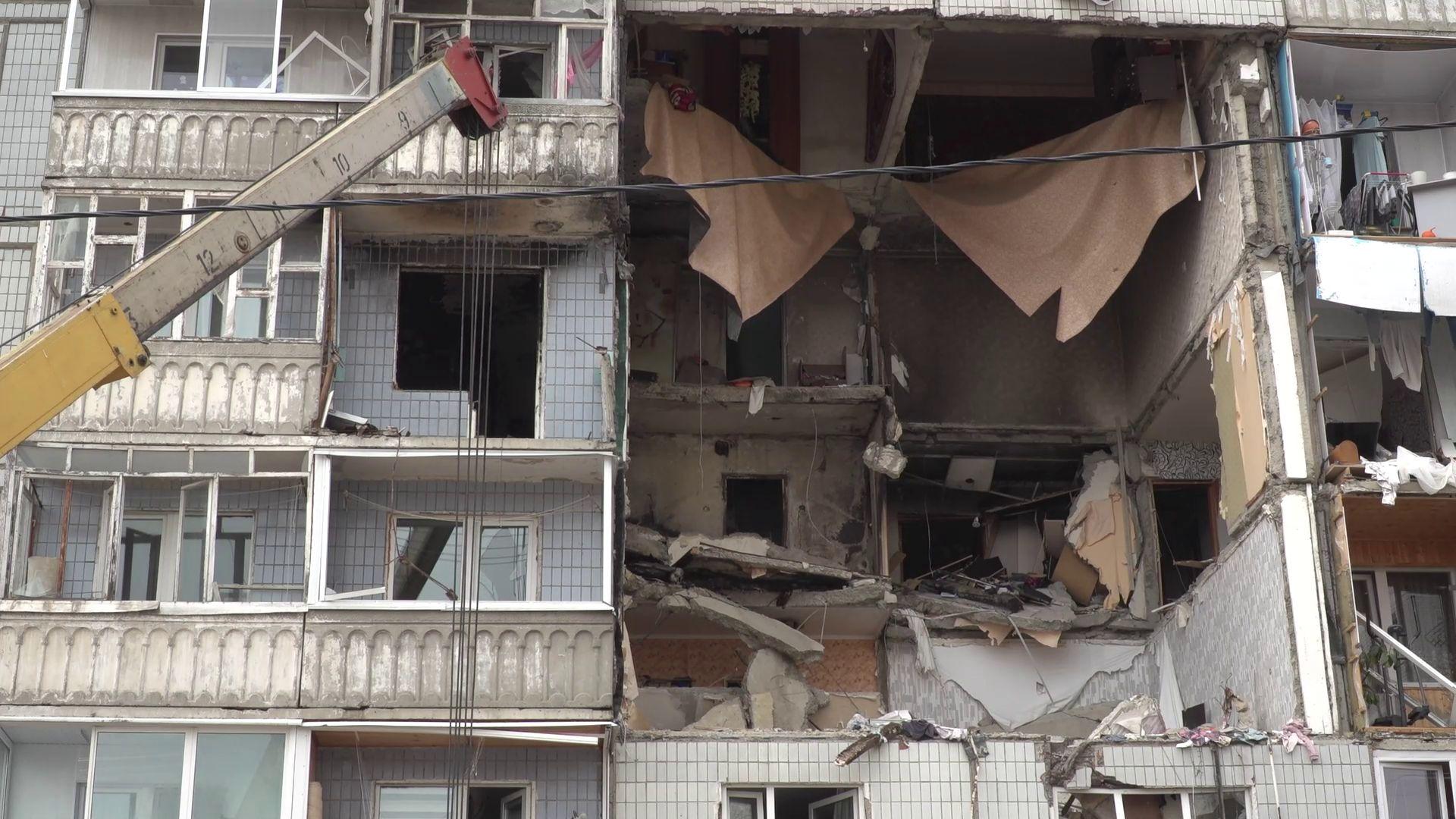 Минстрой поддержал правительство региона в расселении взорвавшегося дома на Батов