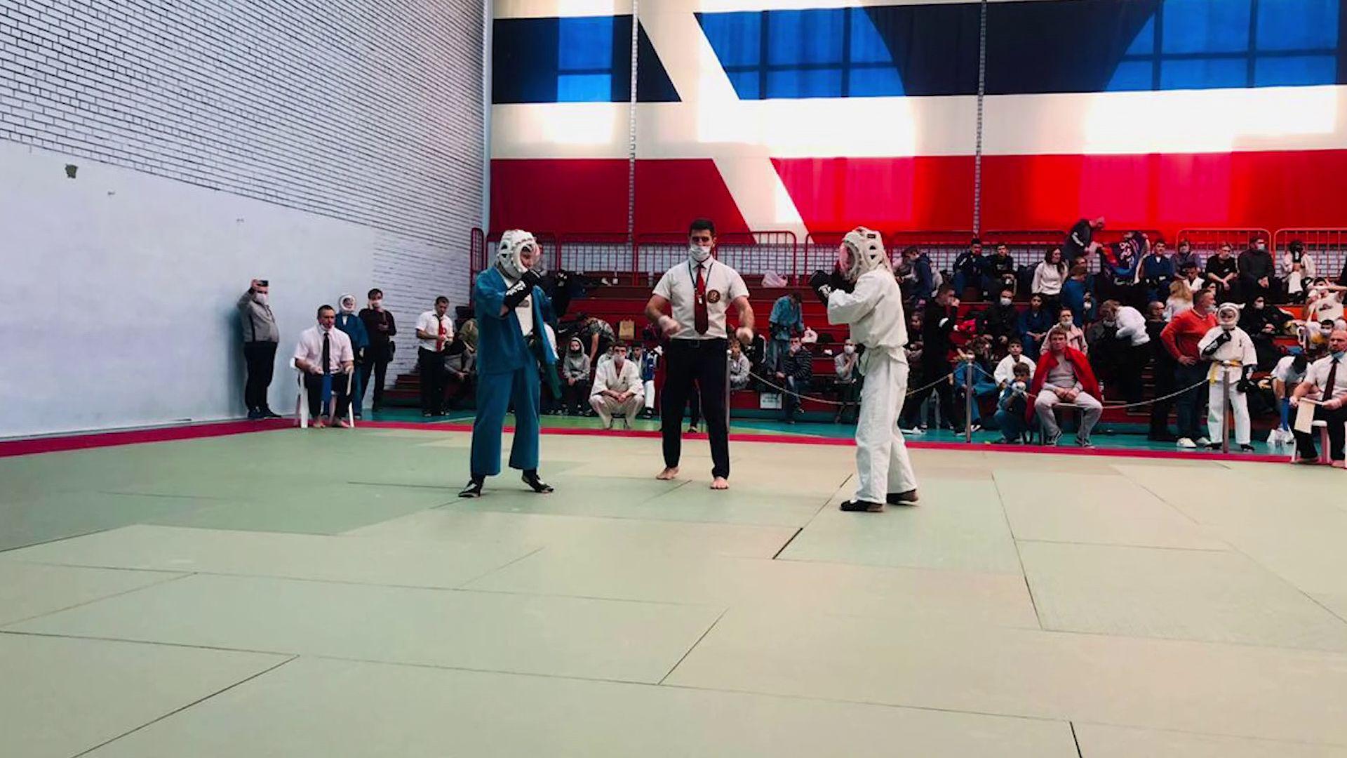 Ярославцы взяли 47 медалей на чемпионате и первенстве ЦФО по КУДО