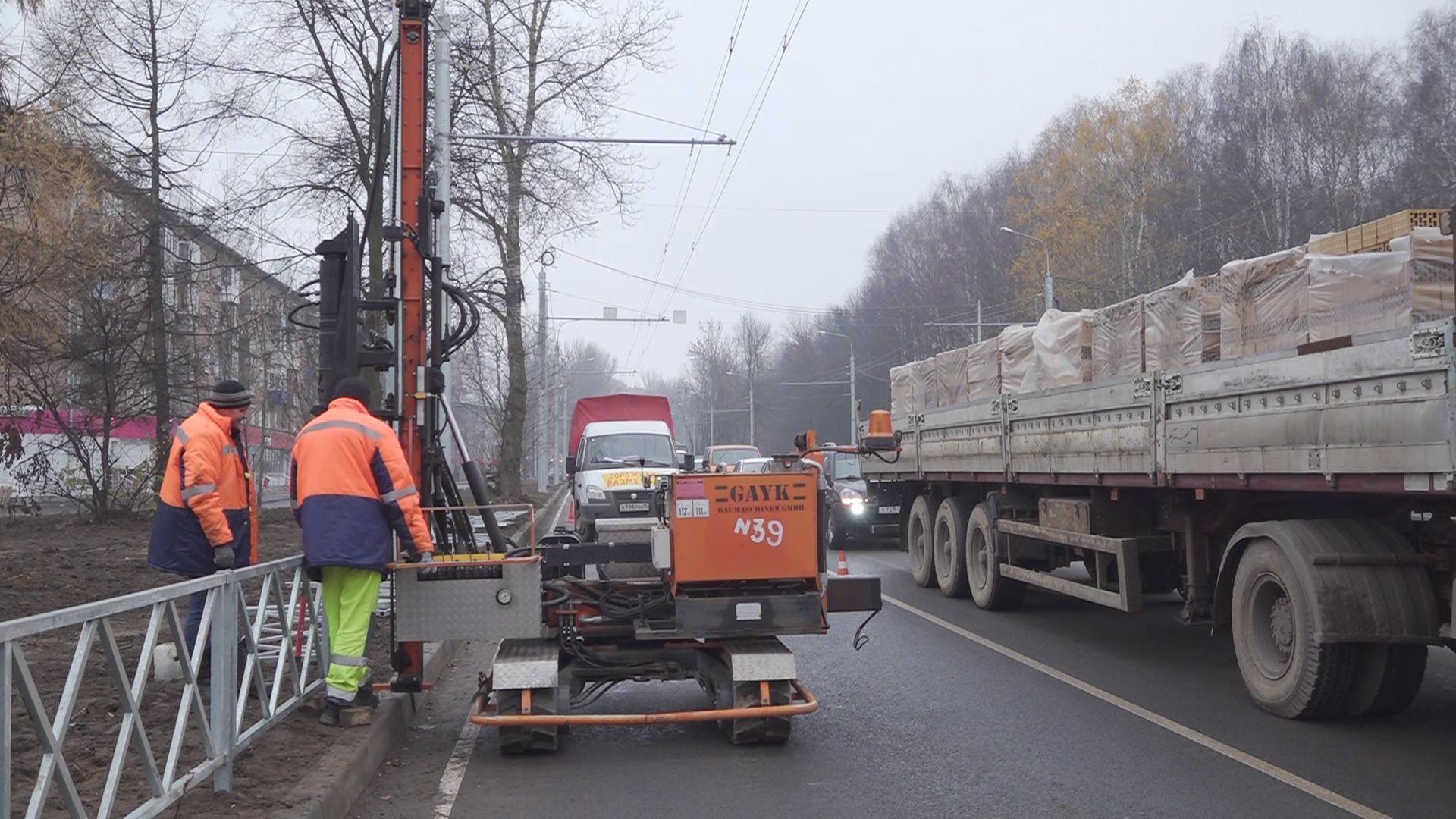 Комиссия вынесла больше 60 предписаний ремонту на Тутаевском шоссе