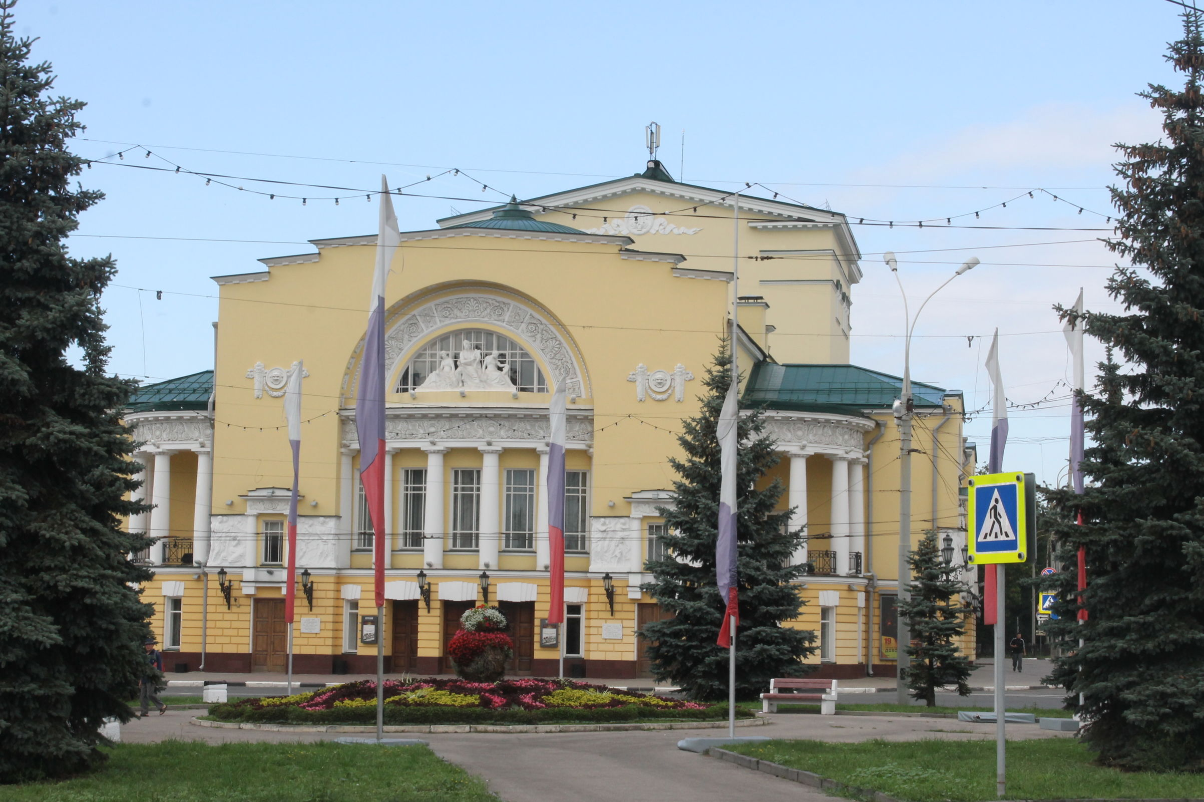 XXI Международный Волковский фестиваль отменили