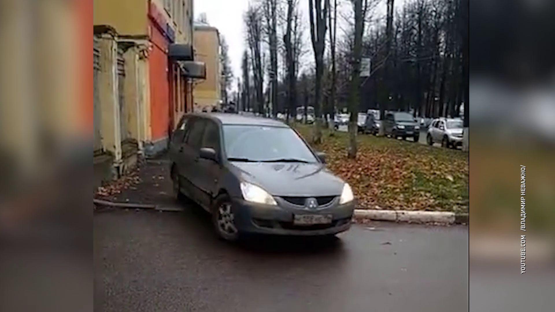 В Ярославле появился новый дорожный Робин Гуд